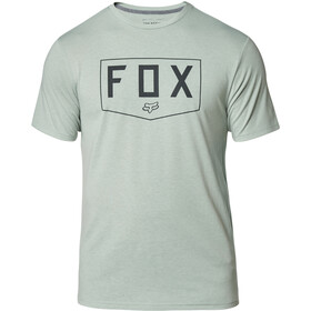 Fox Shield Camiseta Tech Manga Corta Hombre, eucalyptus